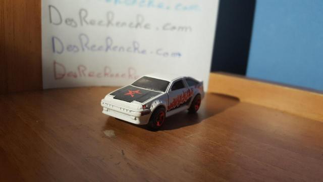 Toyota Corrola AE86 / 02