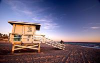 Malibu beach - ©gibffe
